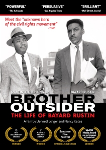 BROTHER OUTSIDER DVD cover