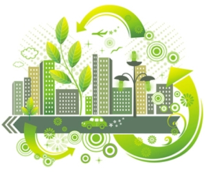 Green Building Loop Image