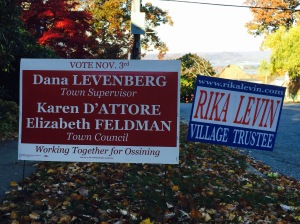 Want lawn signs at your home? Email me your address and I'll come by!